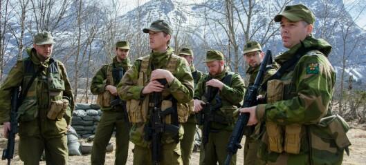 Liv Signe Navarsete: – Regjeringa sin plan for forsvaret står til stryk