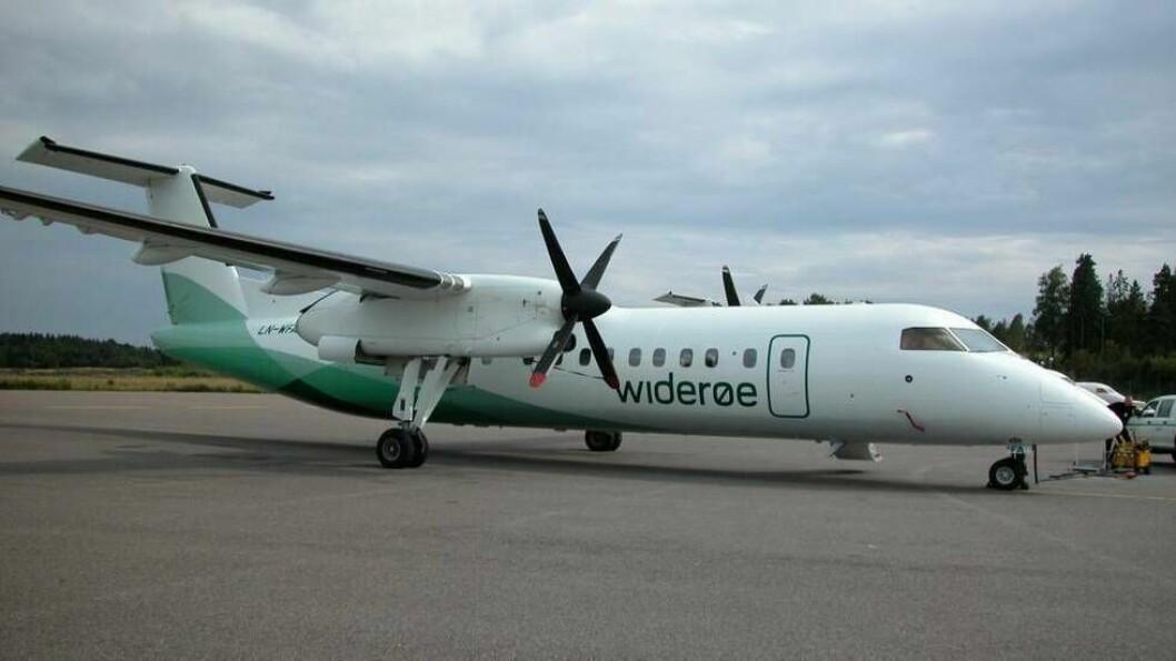 Det blir sett inn buss for fly til Sogndal eller Florø lufthamn, for dei som blir råka av stengingane.