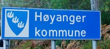 Ny person smitta i Høyanger