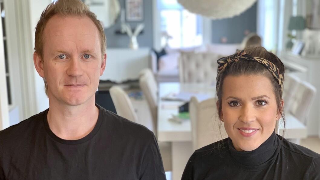 LYSPUNKT: Ole Einar Rebni og Linda Moen Rebni meiner koronakontor kan gje skulane eit digitalt løft, så lenge dei prøver å læra av krisa.