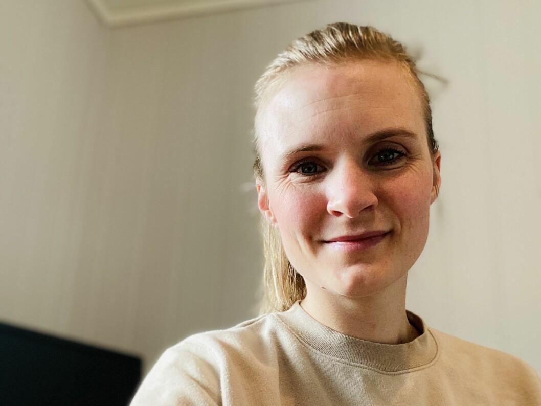 Line Bjelde kjem frå stilling som prosjektkoordinator i utbyggingsseksjonen i Sognekraft. Til hausten tar ho til som forretningsutviklar i Sogn Næring.