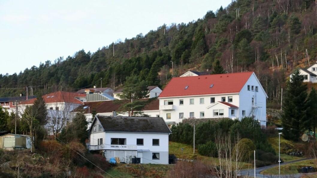 OMORGANISERING: Tredjeetasje på Gulen sjukeheim i Eivindvik vert no klartgjort for ein ny funksjon i samband med koronautbrotet.