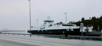 Over 100 ferjeavgangar har blitt kansellerte sidan nyttår, Fjord1: – Ferja har nok kraft