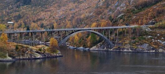 Ber om at Kystvegen vert prioritert i Nasjonal transportplan