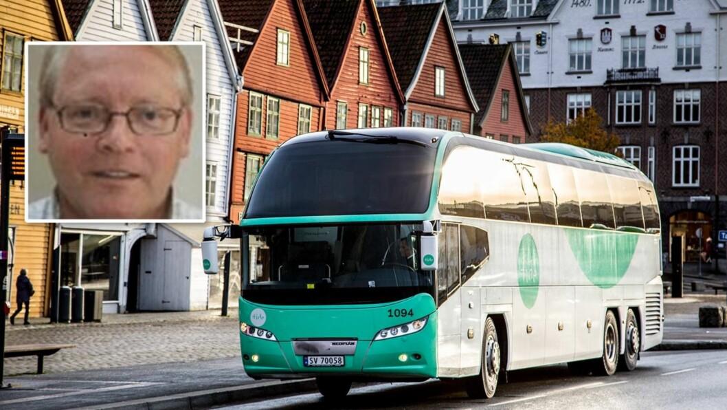 RÅKA: Busstrafikken i Sogn er råka av koronaviruset