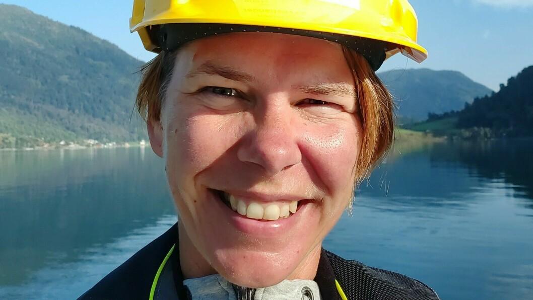 KINDEREGG: Mat frå fjæra har lågt miljøavtrykk, inneheld mykje vitamin, og er rimeleg, meiner marinøkolog Marianne Nilsen.