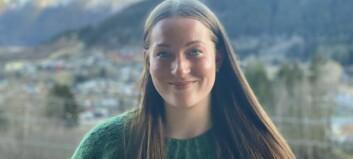 9 kjappe: Hannah Stenehjem om tilbodet ho ikkje kunne takka nei til