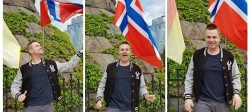 Espen Harberg (37) har elska Eurovision sidan han var liten gut
