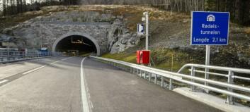 Vegvesenet bryt med spansk firma, tek over Filefjell-tunnel trass manglar