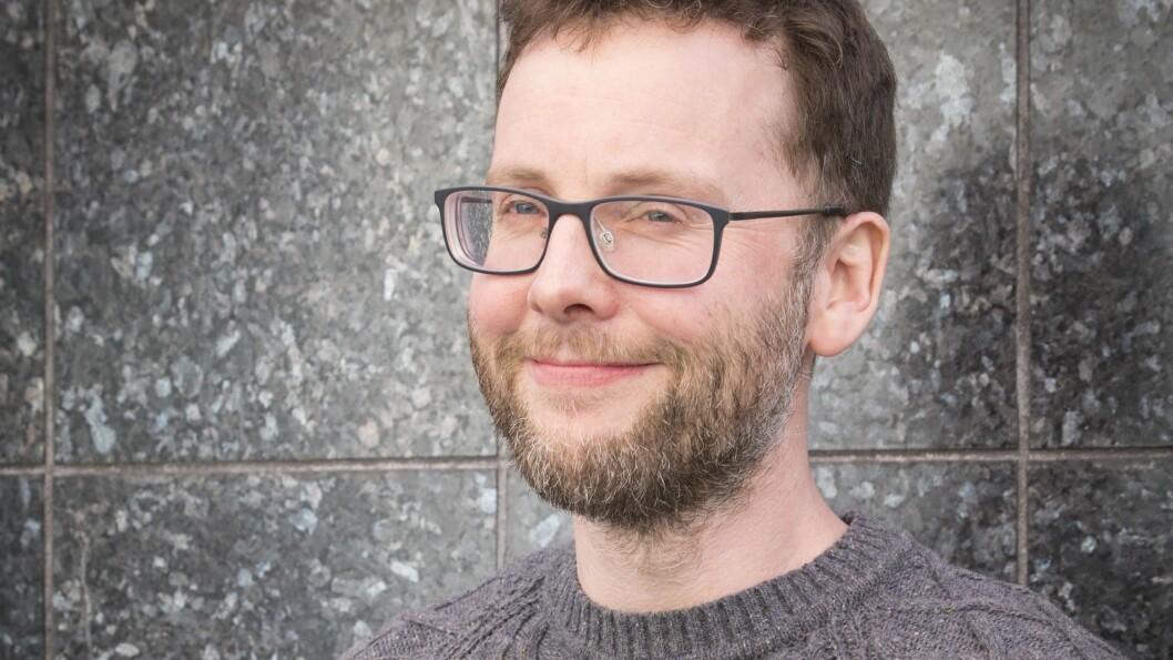 BER OM HJELP: Christoffer Knagenhjelm i Huset i Bygda håper regjeringa ser på korleis dei kan hjelpe organisasjonseigde kulturhus gjennom koronakrisa.