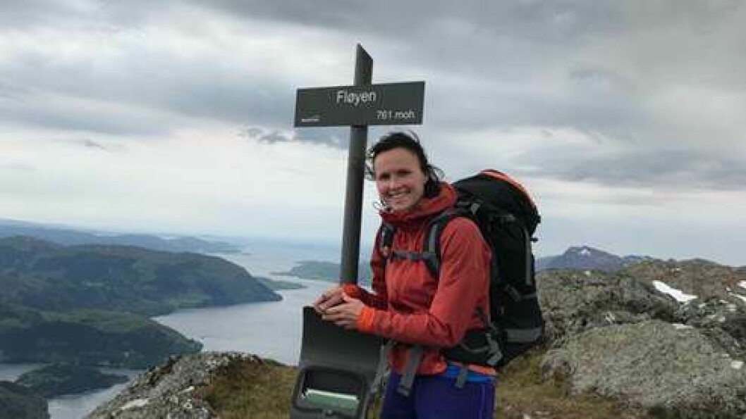 MOTVIND: Ingunn Kjelstad er leiar i Motvind Sunnfjord og Ytre Sogn