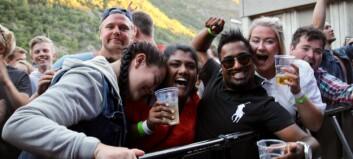 Alle festivalar med over 500 deltakarar blir avlyst fram til september
