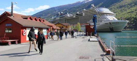 Opnar Flåm for turistar