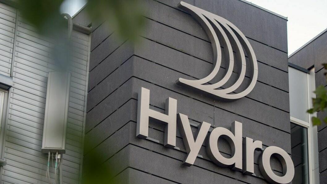 PLUSS: Første kvartal i 2020 viser oppløftande resultat for Hydro.