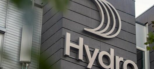 Hydro med milliardoverskot trass koronakrise