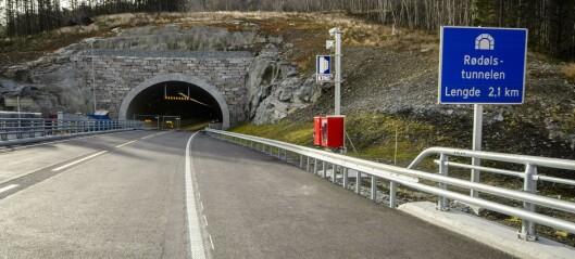 Statens vegvesen overtek arbeidet med Rødølstunnelen