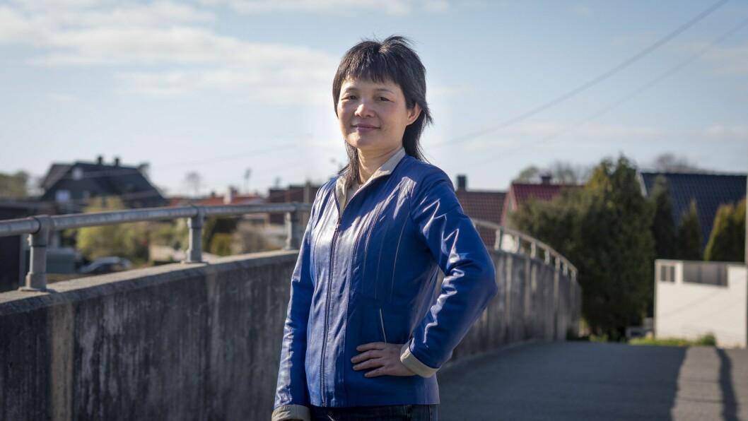 FORSKING: Chuyan Xie leiar forskingsprosjektet som er blitt tildelt 4,4 millionar frå Forskingsrådet.