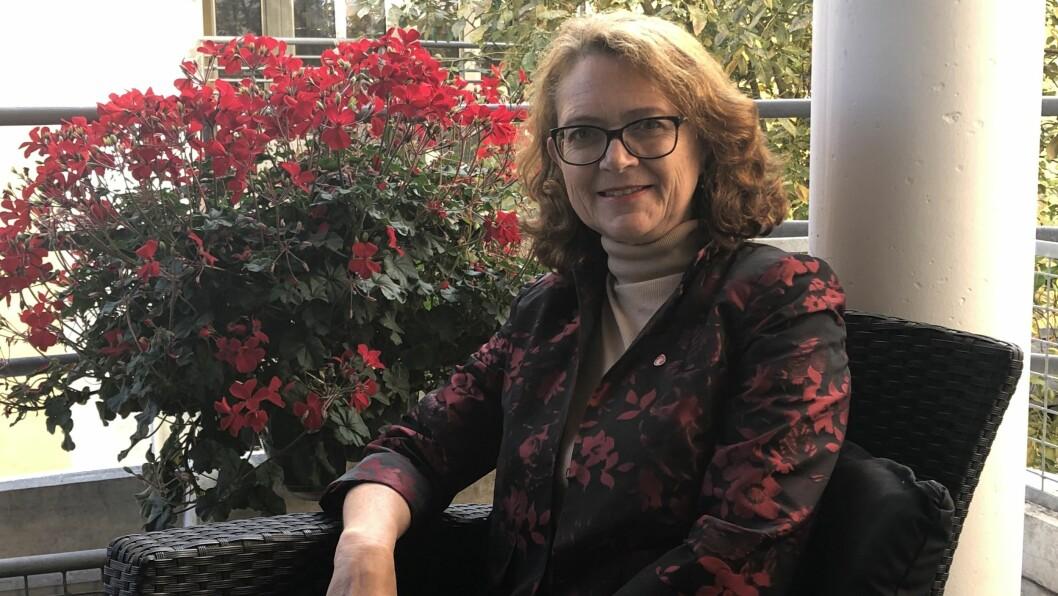 NORTHCONNECT: Ingrid Heggø, til høgre, er nøgd med at Statnett er sikra monopol på alle framtidige utlandskablar.