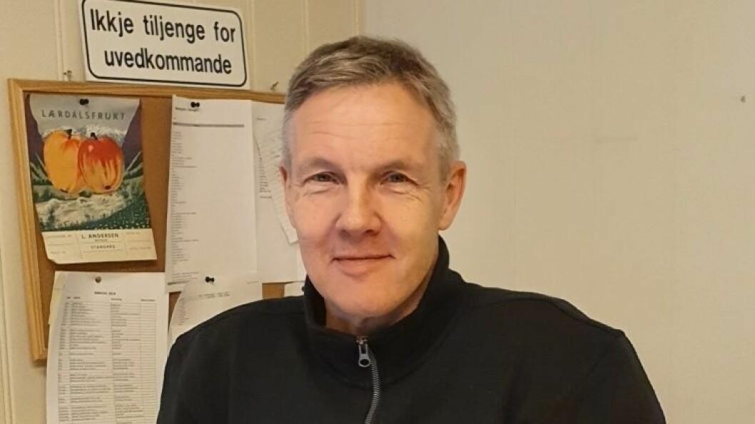 NY DAGLEG LEIAR: Knut Rune Bøe.