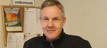Han er ny dagleg leiar i Lærdal Grønt: – Eg trur dette kan bli bra