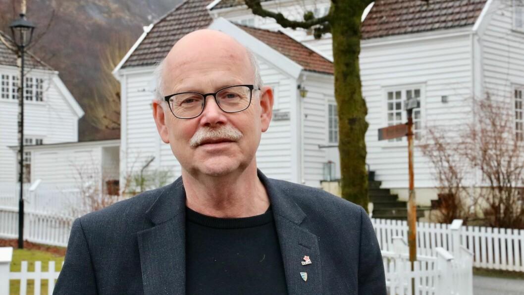 STANDPUNKT: Einar Rysjedal (R) gjer greie for standpunktet til Raudt i NorthConnect-saka i innlegget.