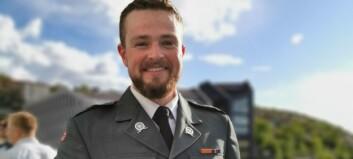 Espen (25) ser fram til ein uforutsigbar kvardag som paramedisinar