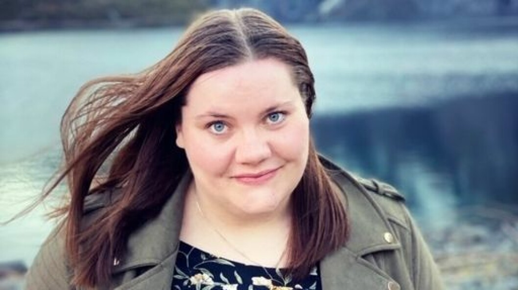 NI KJAPPE: Sonja Kristine Strupstad frå Årdal.
