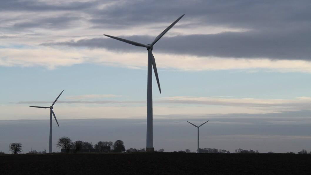 SLAPT: Thor Egil Braadland meiner vindkraftmotstandarar har eit overraskande slapt forhold til fakta.
