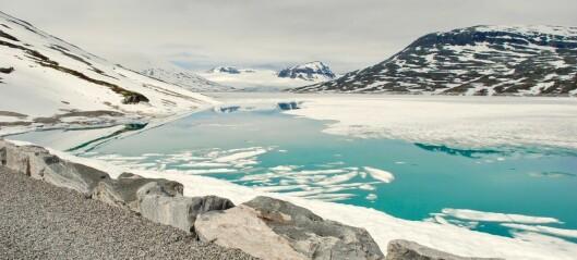 No kjem snøgrensa lågare – åtvarar mot å køyra med sommardekk