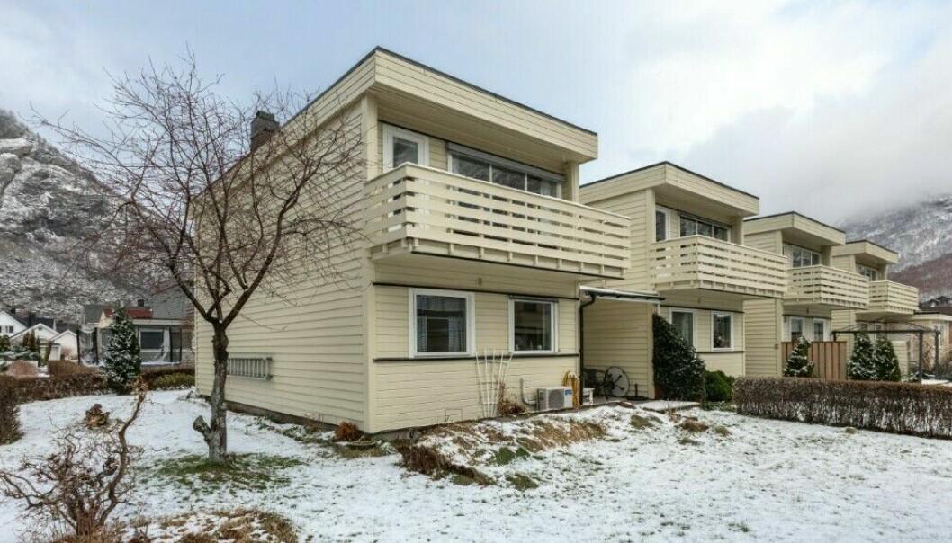 TINGLYST: Håvardsvegen 9 i Øvre Årdal.
