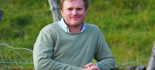 Aleksander Øren Heen blir statssekretær