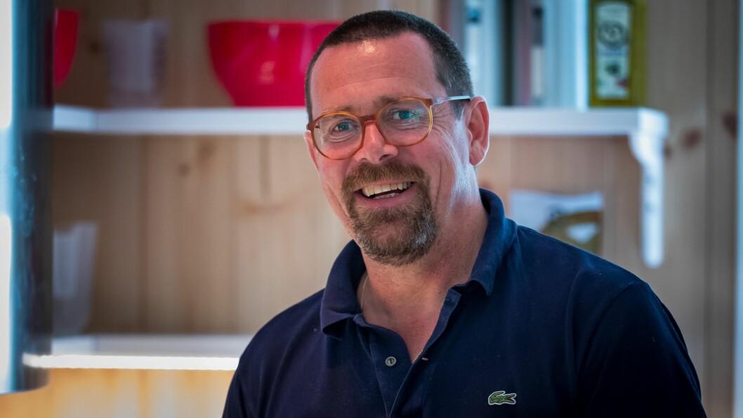 STORAKTØR: Sven Bork er ein tysk storaktør innan reiseliv med eit ynske om å verte norsk.