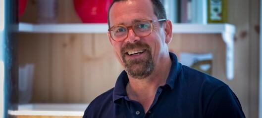 Han er ein tysk forretningsmann med hjarte for turisme og norsk natur
