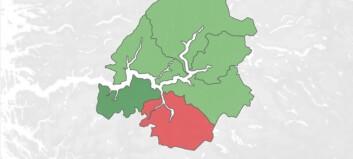 Sjekk korleis statistikken ser ut i din kommune