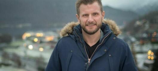 Arve Uglum er tilsett som ny redaktør i Sogn Avis