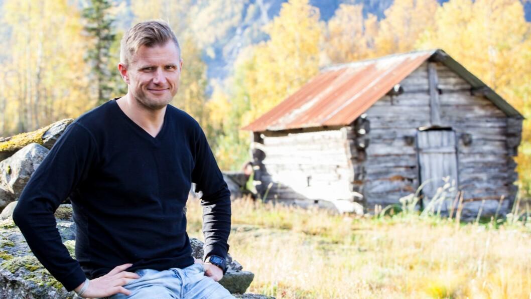 NY REDAKTØR: Arve Uglum går frå NRK til Sogn Avis.