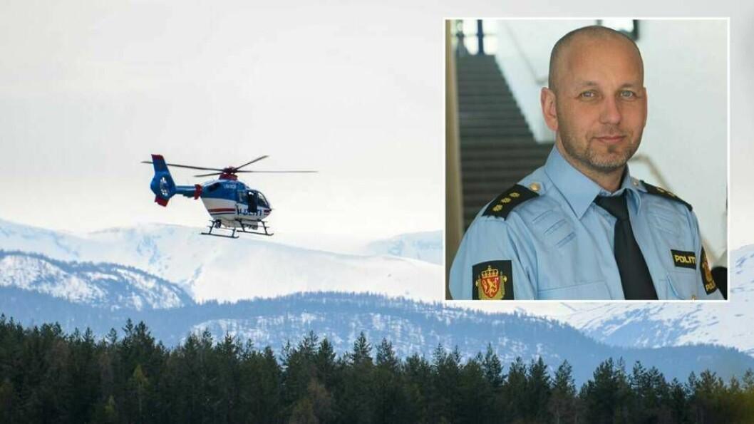 PUNKTUM: Lensmann Magne Straumstein i Sogn håper politiet no kan setta eit punktum for saka.