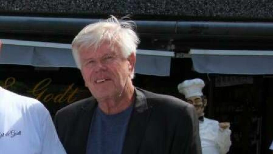 GJEKK BORT: Johs B. Thue gjekk bort natt til laurdag etter å ha vore kreftsjuk sidan januar.
