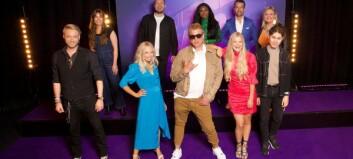 Årdølen skal kjempa mot både Sandra Lyng og Alex Rosén i NRK-program