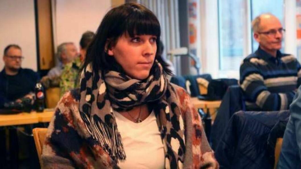 VIL HA TODELT BARNEVERN: Trude Klingenberg meiner samfunnet treng dei som er kritiske til organiseringa av barnevernet.