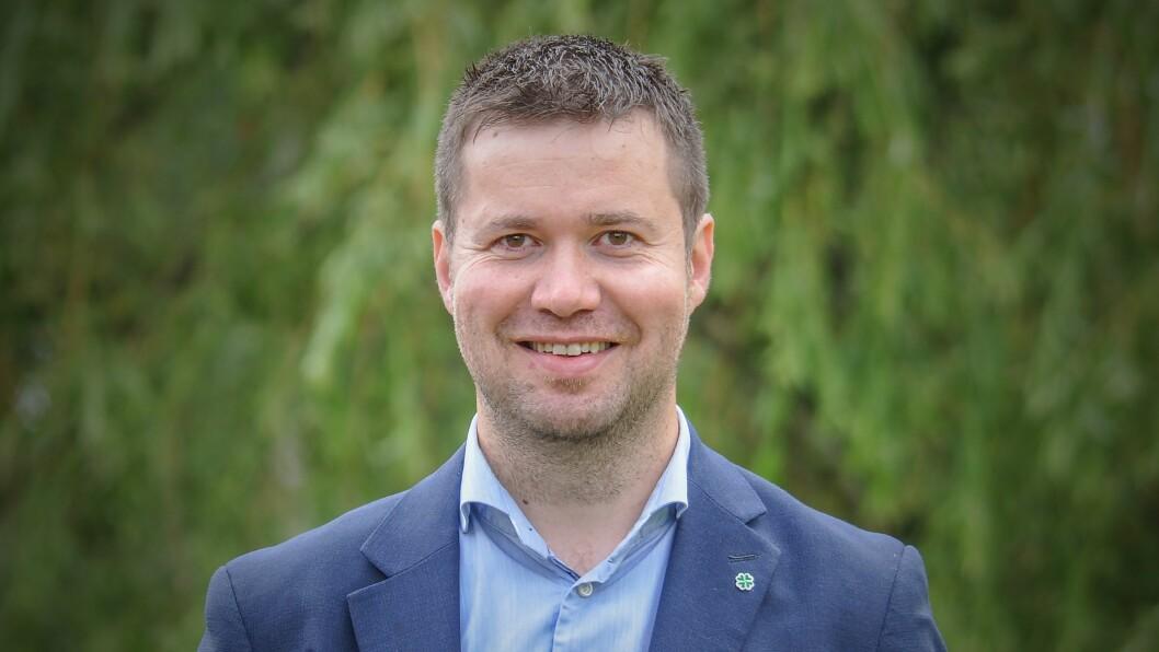 MISFORNØGD: Stortingsrepresentant for Senterpartiet, Geir Pollestad, meiner det alternative statsbudsjettet som er lagt fram for 2020 vil ha stort negativ konsekvens for kystkommunane.