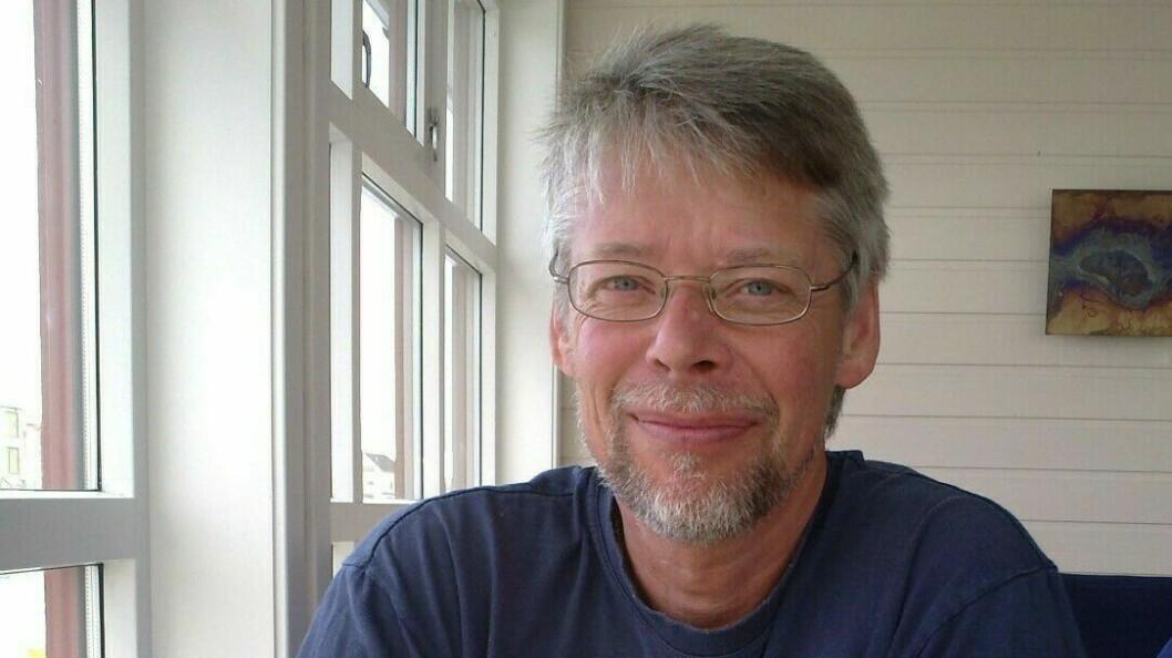REGIONALT: Karl Ivar Larsen meiner næringsutviklingen må basere seg på etregionaltperspektiv.