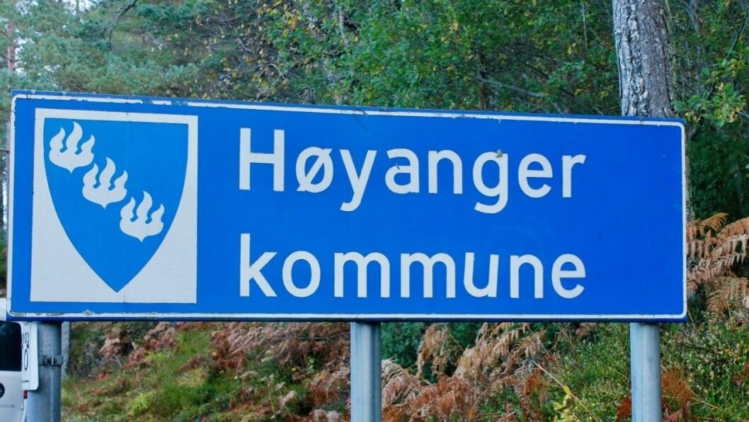 PÅ NETT: Høyanger kommune ønskjer å sikre breiband med fiber til alle delar av kommunen.