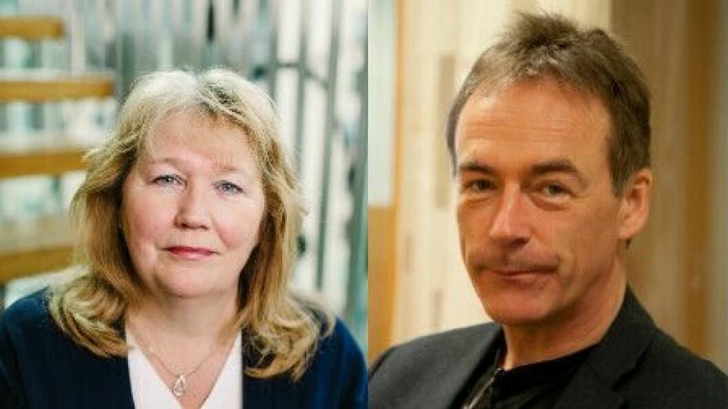 MEININGAR: Det er behov for utvida permitteringsperiode, meiner Roger Pilskog og Grete Karin Berg.