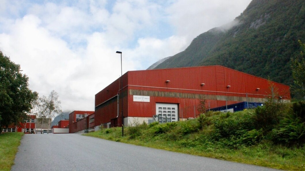 ENDRINGAR: Hjetland industripark AS i Høyanger har fått både ny styreleiar og nye styremedlemer