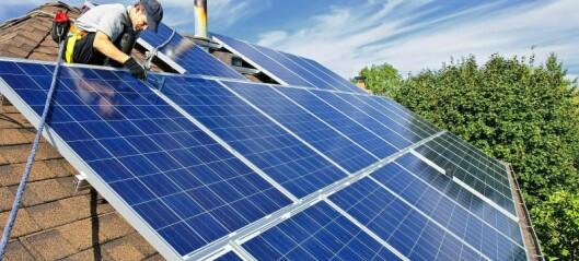Nyoppstarta selskap i Årdal satsar på installasjon av solceller: – Me har stor tru