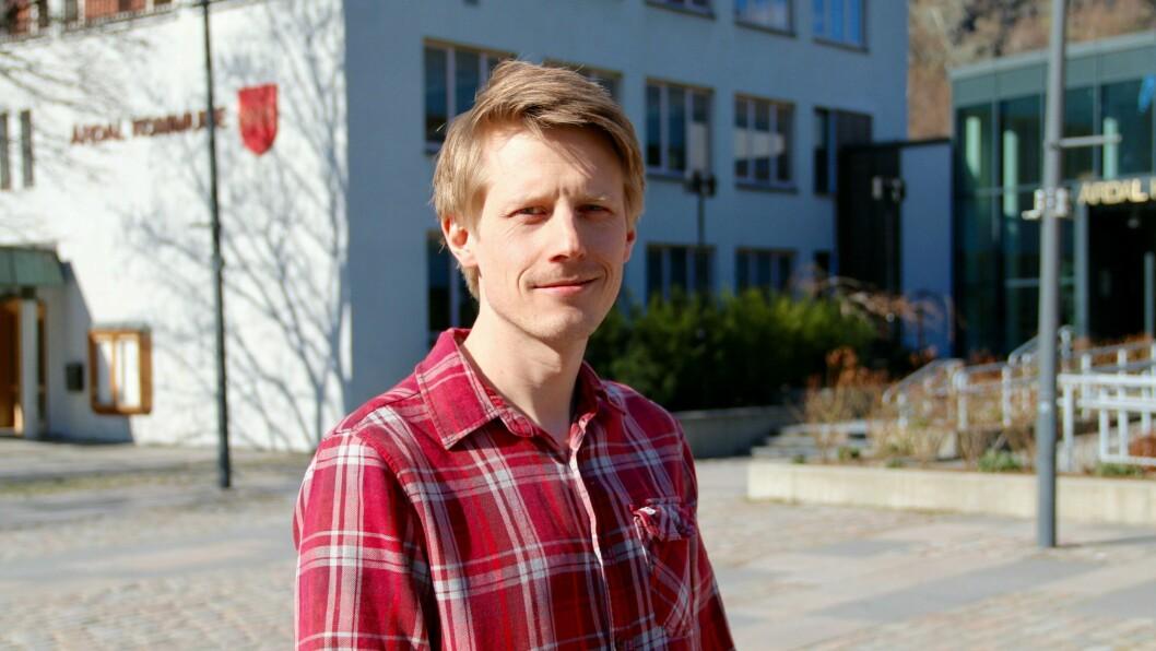 NOMINASJON: Raudt Årdal har nominert Stephan Øren til stortingsvalet i 2021.
