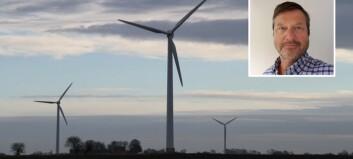 Vindkraft – Vågenes selvmotsigelser