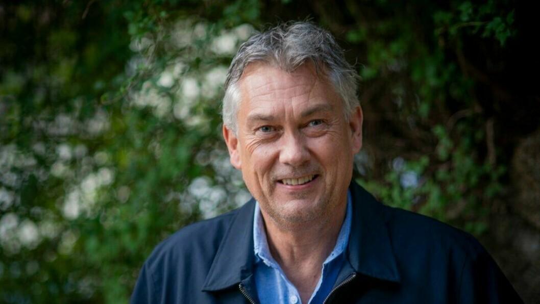 GLAD: Petter Sortland
