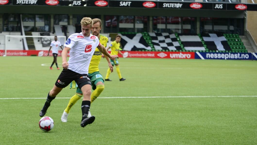 TAP: Sogndal gjekk på eit nytt tap, då dei tapte 2-1 mot HamKam på bortebane.